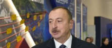 Azerbaijani president: BTK will bring prosperity, stability and development to whole region