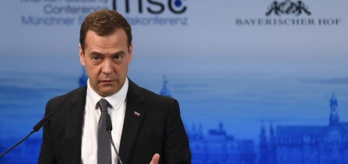 Russian prime minister: US declares full-scale trade war to Russia