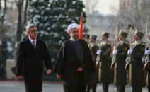 Rouhani in Yerevan: new stage of Iran-Armenia relations?