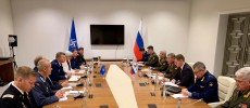 Generals meet in Baku: global security and cooperation prospects