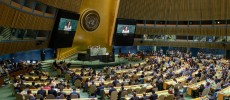 Chairman of UN General Assembly 73rd session announces priorities