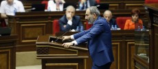 Armenian PM announces resignation