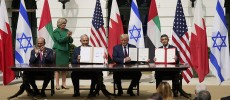 UAE, Bahrain normalize ties with Israel in US-brokered deals
