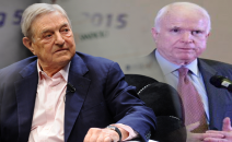 Why is John McCain Hiding Who is Funding Him? Is it Soros Again?