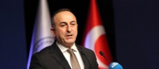 "Mevlut Cavusoglu: ""Only two-state solution can bring peace, calm to Middle East"""