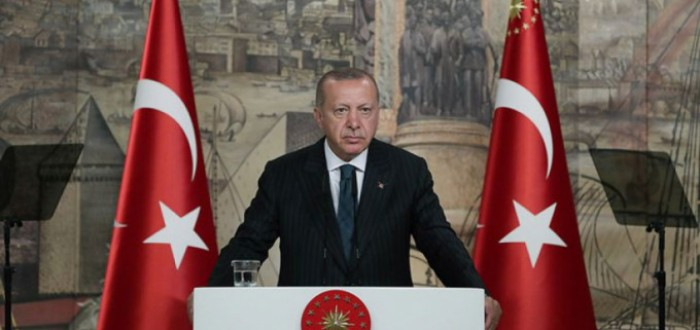 Turkish president: NATO cannot answer us