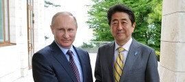 Abe and Putin Make Peace