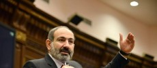 Pashinyan's stones thrown at Ter-Petrosyan's words