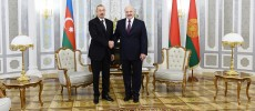 Azerbaijan`s new cooperation initiatives: Three historic features of President`s Belarus visit