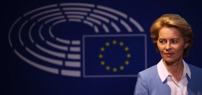 Von der Leyen elected EU Commission head after MEPs vote