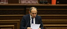 Pashinyan vows fair parliamentary election if elected as Armenian PM