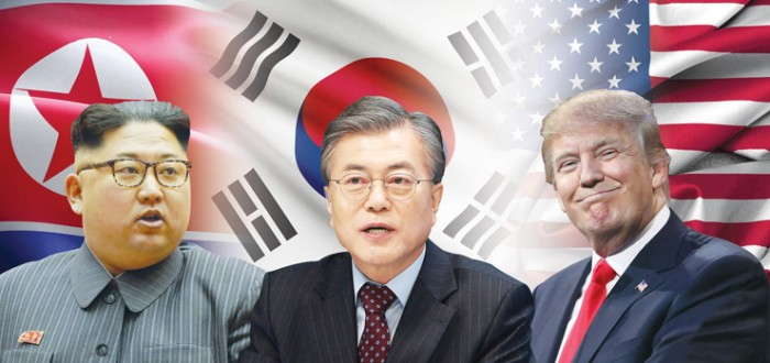 Trump on agreement between DPRK and South Korea: very exiting!