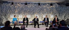 Davos Forum: Azerbaijan`s active participation and meetings held