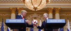 Bloomberg: Trump and Putin agree on Iranian issue at meeting in Helsinki