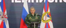 Sergei Shoigu: Nagorno-Karabakh is very difficult operation