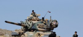 Turkish Incursion Could Prove Game Changer in Syrian War
