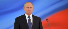 Putin unveiled main priorities of Russia